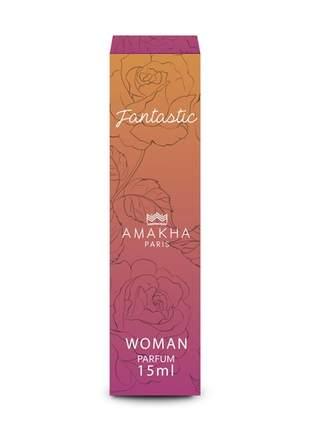 Perfume feminino fantastic 15 ml amakha paris - parfum