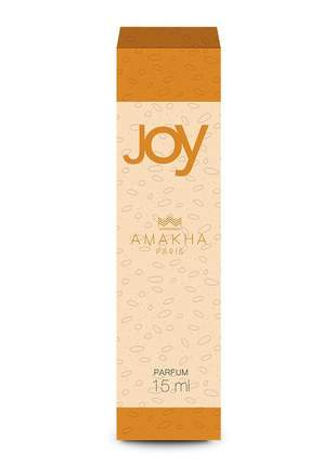 Perfume feminino de bolso joy 15 ml amakha paris - parfum