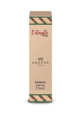 Perfume feminino l'eternite 15 ml amakha paris - parfum
