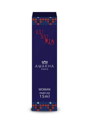 Perfume feminino de bolso luxuria 15ml amakha paris - parfum