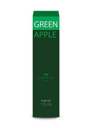 Perfume feminino amakha paris green apple 15ml - parfum