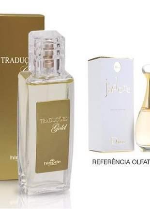 Perfume traduções gold nº 24 jadore -100 ml