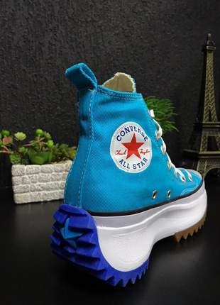 All star plataforma azul