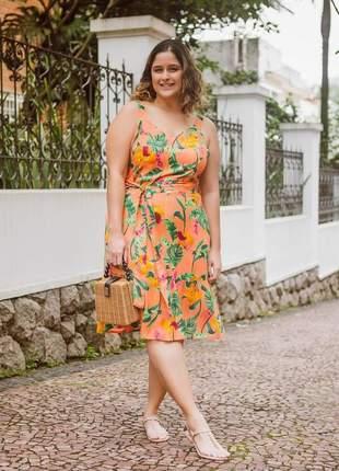 Black apreciar moda _ vestido feminino plus size g _ 46
