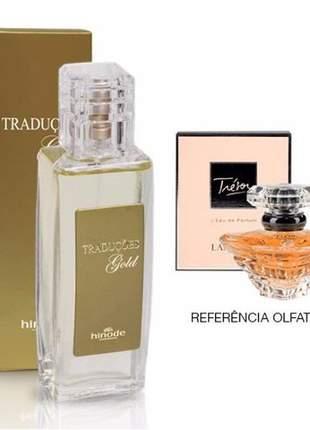 Perfume traduções gold nº 37 tresor -100 ml