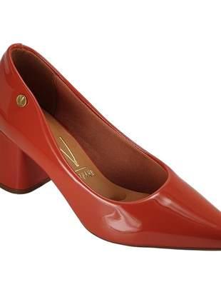 Sapato scarpin vizzano salto bloco 1342 blush