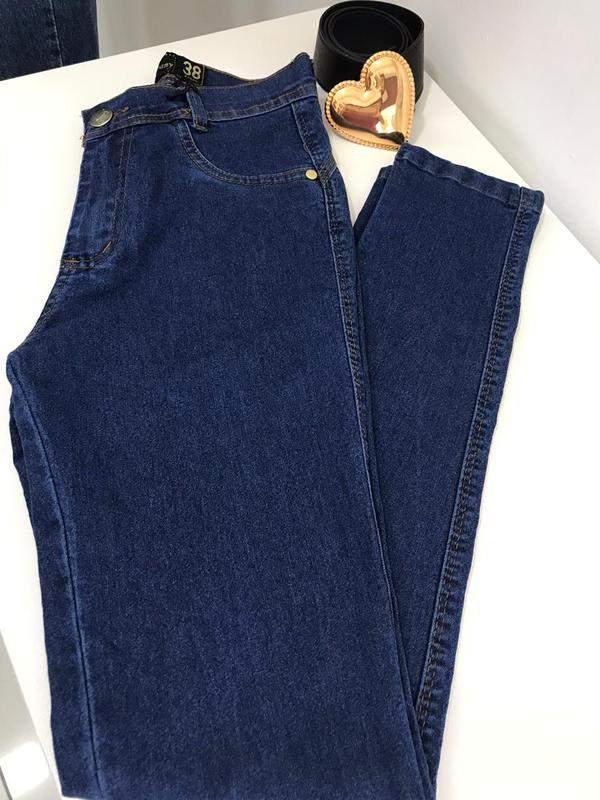 Espaço Toda Linda / Calça jeans cintura alta