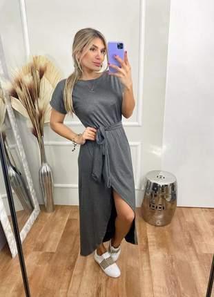 Vestido luma - grey