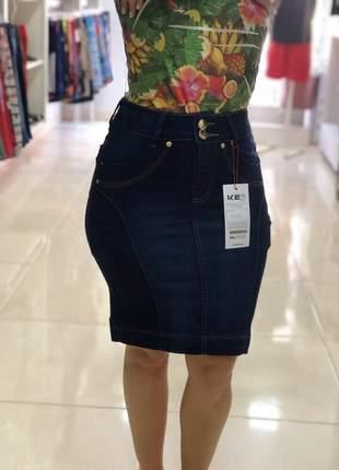 Saia evangelica jeans
