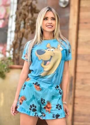 Pijama scooby doo
