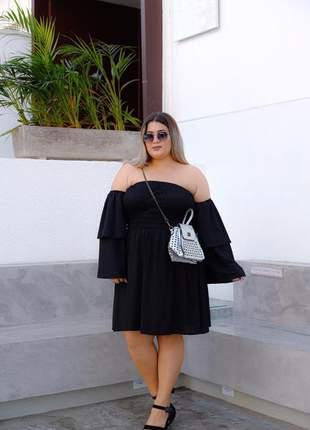 Vestido nathalia plus size
