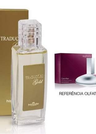 Perfume traduções gold nº 51 euphoria -100 ml