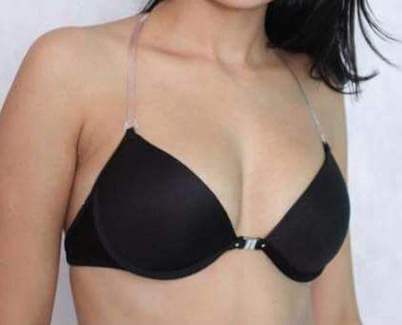 6fba6b37e8ce9c Sutia frente unica com silicone nas costas - R$ 27.90   SHAFA - O melhor da  moda feminina