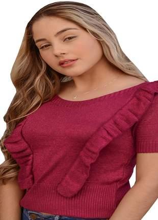 T shirt feminina casual de festa roupas verão com brilho