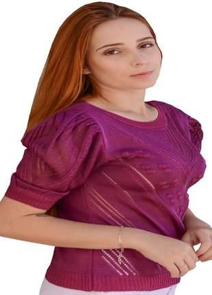 Blusa feminina chique