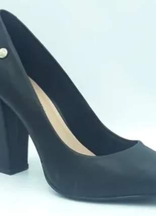 Sapato scarpin via uno 211.012