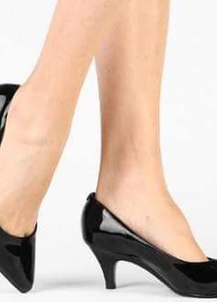 b90317c8f Sapato scarpin salto baixo preto beira rio - R$ 99.99 (solado em ...