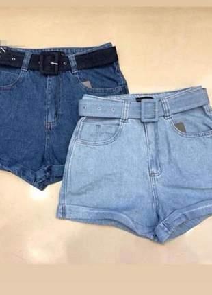 Shorts jeans envio imediato