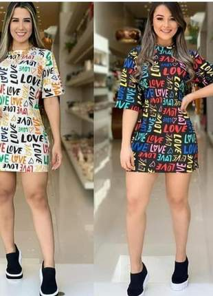 Blusão camisa vestido- envio rápido