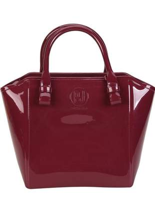 Bolsa petite jolie shape bag pj1770 bordo