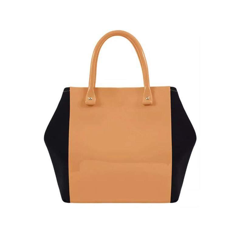 ecc064fcd Bolsa petite jolie big shop pj3205 marrom/preto - R$ 159.90 (para ...
