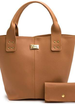 Bolsa feminina 02 peças
