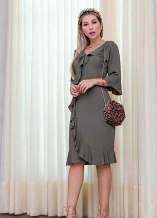 Vestido babi elegante