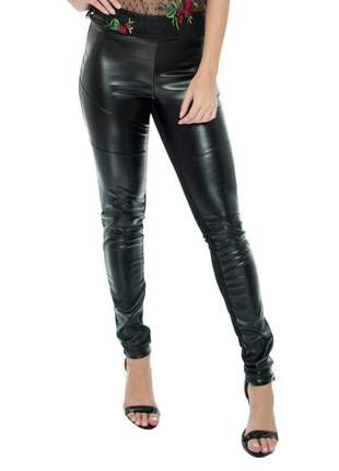 Calça legging cirre hot pants