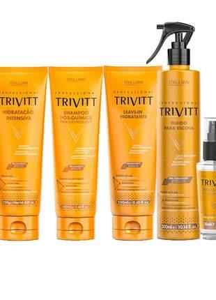 Combo itallian trivitt manitenção e reparação intensiva (7 itens)