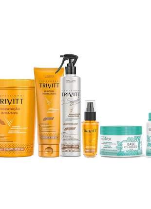 Kit itallian 6 produtos trivitt innovator