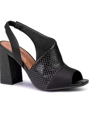 Sandália feminina anabela dakota z5371