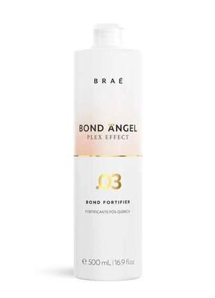 Bond angel plex effect .03 home care braé fortificante pós-química 500ml