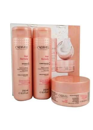 Kit promocional home care shampoo + condicionante + máscara