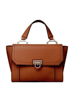 Bolsa de mão com alça transversal