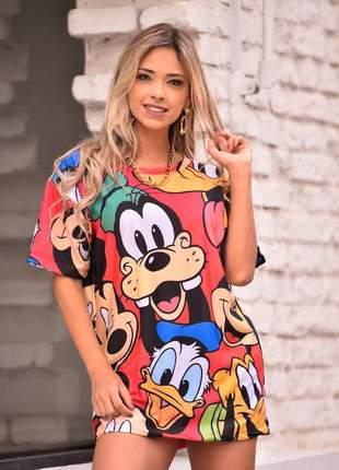 Camisão pijama disney