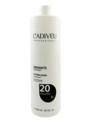 Ox oxidante 20 vol. cadiveu 900ml