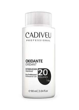Ox oxidante 20 vol. cadiveu 90ml