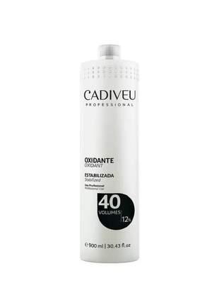 Ox oxidante 40 vol. cadiveu 900ml