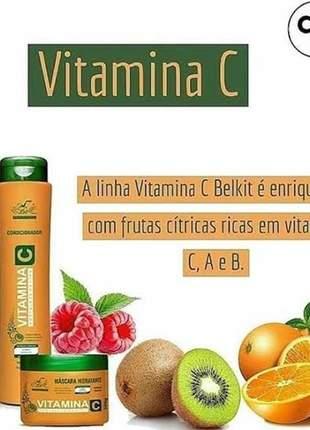 Kit capilar vitamina c belkit