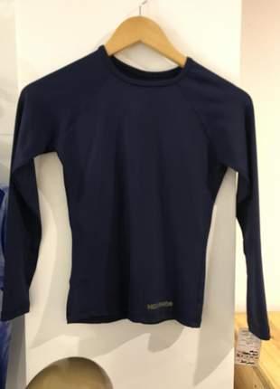 Blusa com proteção uv50+
