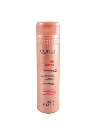 Shampoo hair remedy cadiveu 250ml