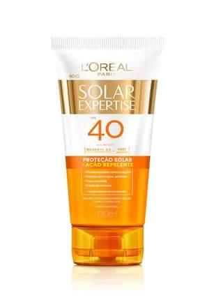 Protetor corporal com ação repelente - solar expertise fps 40 l'oreal paris - 120ml