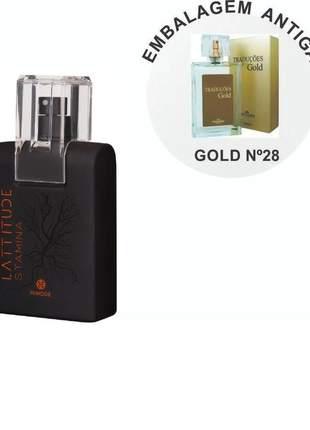 Perfume hinode traducoes gold nº28 212 ferrari black 100ml nova embalagem hinode