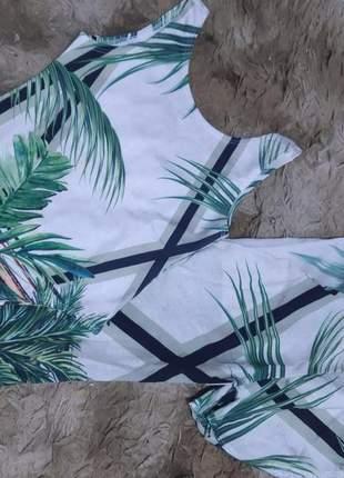 Conjunto body com kimono - promoção de verão