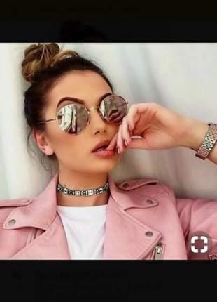 Óculos tendência de luxo