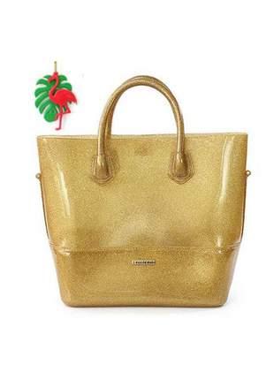 Bolsa sweet chic toronto ouro