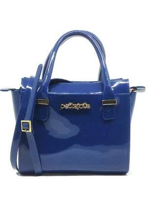 Bolsa petite jolie love bag pj2121 azul