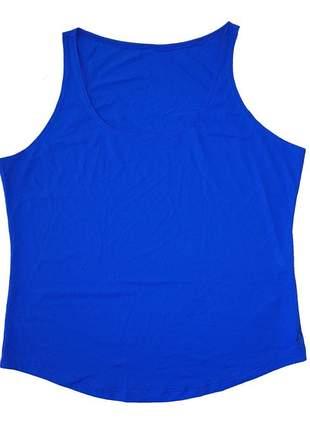 Camisa regata fitness academia dry fit lisa - feminina