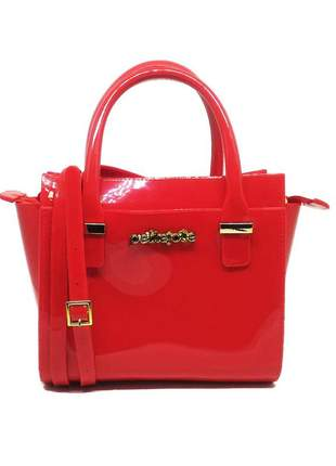 Bolsa petite jolie love bag pj2121 vermelho