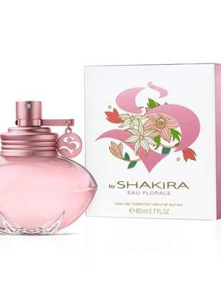 Perfume s by shakira eau florale feminino 80ml
